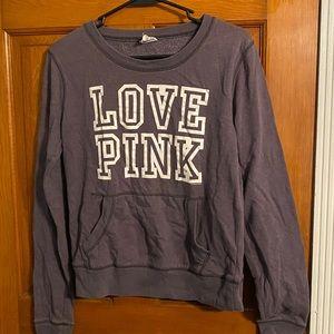 Victoria secret PINK sweatshirt Purple
